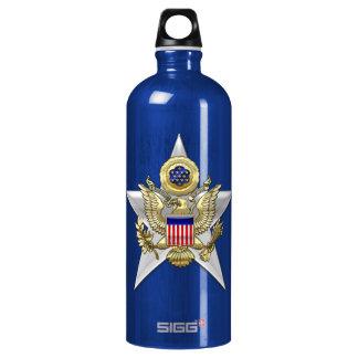 General Staff Branch Insignia Water Bottle