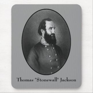 General Stonewall Jackson Mouse Pad
