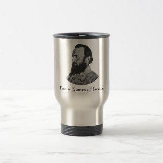 General Stonewall Jackson Travel Mug