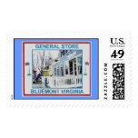 GENERAL STORE BLUEMONT VIRGINIA POSTAGE