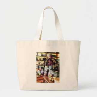 General Store With Candy Jars Tote Bag