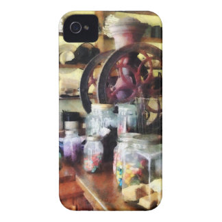 General Store With Candy Jars iPhone 4 Case-Mate Case