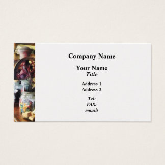 General Store With Candy Jars - Platinum Business Card
