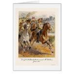 General Stuart's Raid by Henry Alexander Ogden Greeting Card