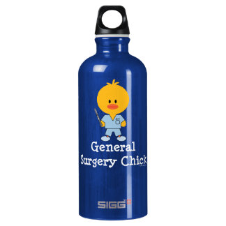 General Surgery Surgeon Chick SIGG Traveler 0.6L Water Bottle