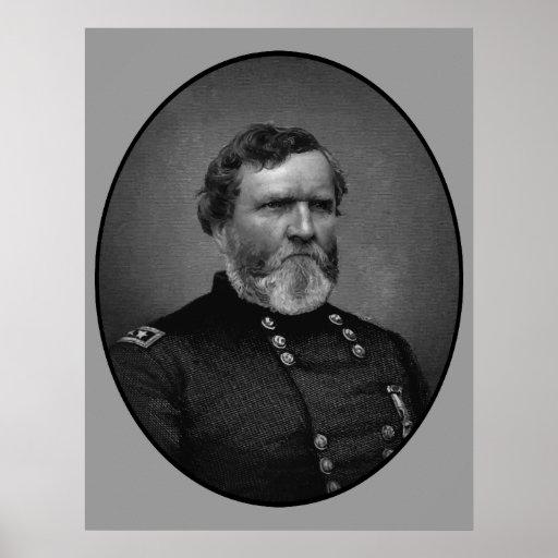 General Thomas Print