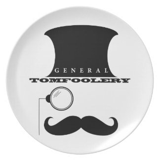 General Tomfoolery Plate