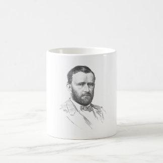 General Ulises S. Grant -- Guerra civil Tazas De Café