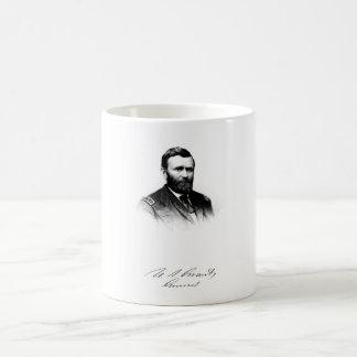 General Ulises S. Grant y su firma Taza De Café
