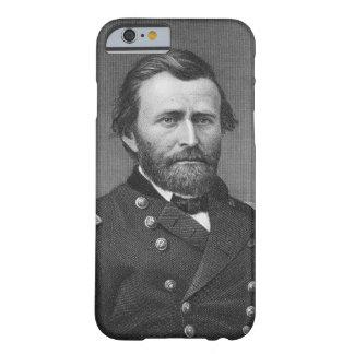 General Ulises Simpson Grant grabado después de Funda De iPhone 6 Slim