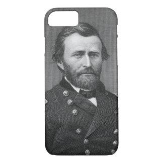 General Ulises Simpson Grant, grabado después de Funda iPhone 7