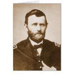 General Ulysses Grant c1865 Greeting Cards