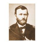 General Ulysses Grant c1865 Impresión En Lona Estirada
