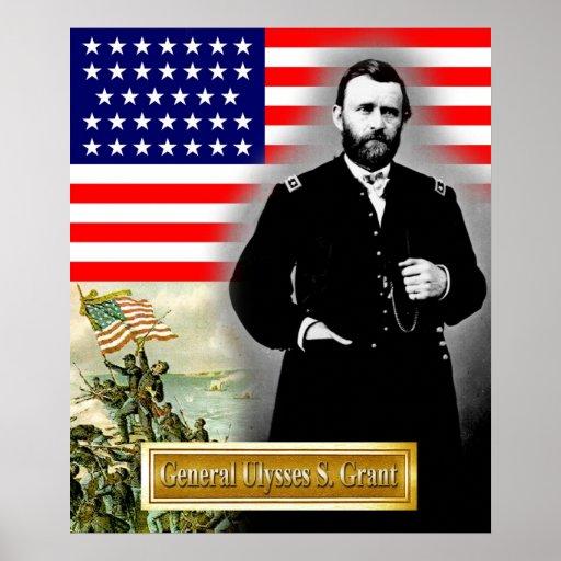 General Ulysses S. Grant 2 Print