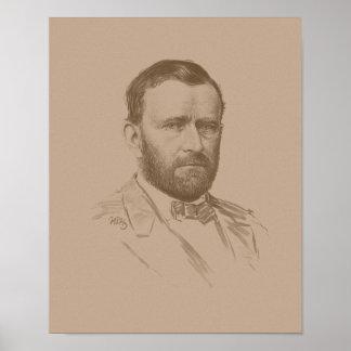 General Ulysses S. Grant -- Civil War Poster