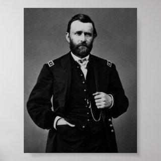 General Ulysses S. Grant Poster