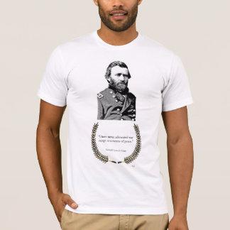 General Ulysses S. Grant * War for Peace T-Shirt