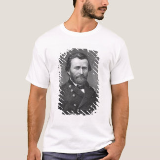 General Ulysses Simpson Grant, engraved after a da T-Shirt