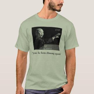 General Vang Pao T-Shirt