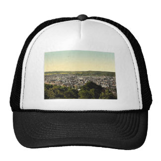 General view, Aachen, the Rhine, Germany classic P Trucker Hat