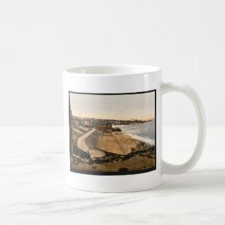 General view, Biarritz, Pyrenees, France vintage P Mugs