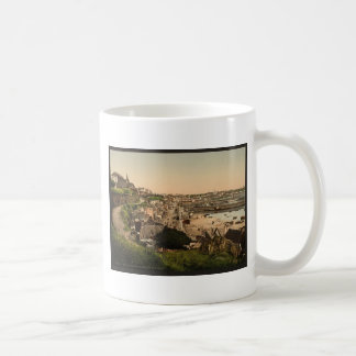 General view from Cape Lihou, Granville, France Coffee Mug
