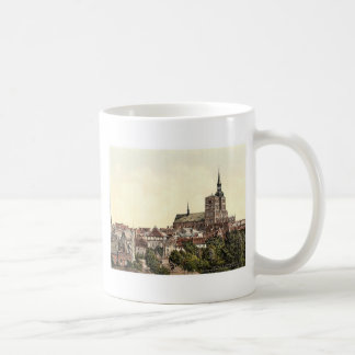 General view, from Knieperdamm, showing warm baths Coffee Mug