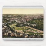 General view from Neroberg, Wiesbaden, Hesse-Nassa Mouse Pad