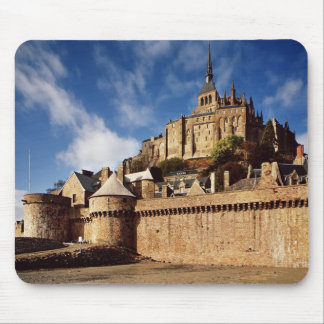 General view from the base of the ramparts mouse pad