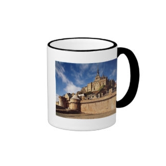 General view from the base of the ramparts coffee mugs