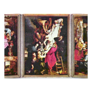 General View From The Cross Triptych By Rubens Announcements