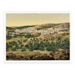 General view, Hebron, Holy Land, (i.e. West Bank) Post Card