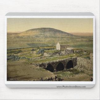 General view, Nain, Holy Land, (i.e., Nein, Israel Mouse Pad