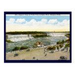 General View, Niagara Falls Vintage Postcard