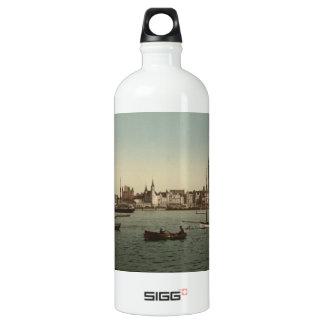 General View of Antwerp II, Belgium Water Bottle