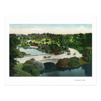 General View of Franklin Park Postcard