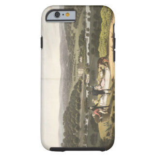 General View of Longleat from the Prospect Hill f iPhone 6 Case