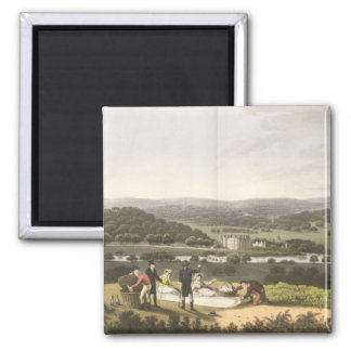 General View of Longleat from the Prospect Hill, f Magnet