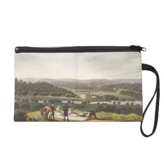 General View of Longleat from the Prospect Hill, f Wristlet