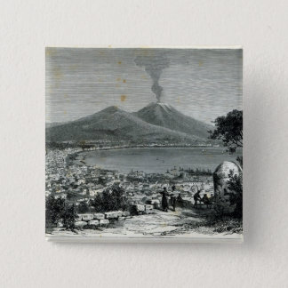 General View of Naples Button