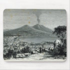General View of Naples Mouse Pad