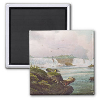 General View of Niagara Falls from Canadian Side Magnet