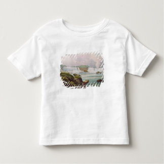 General View of Niagara Falls from Canadian Side T Shirt
