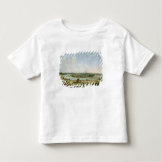 General View of Paris from the Chaillot Hill Toddler T-shirt