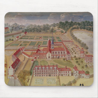 General View of the Abbey Mouse Pad