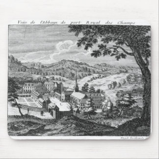 General view of the Abbey of Port-Royal des Mouse Pad