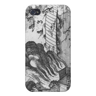 General view of the battle of Muhlberg Covers For iPhone 4