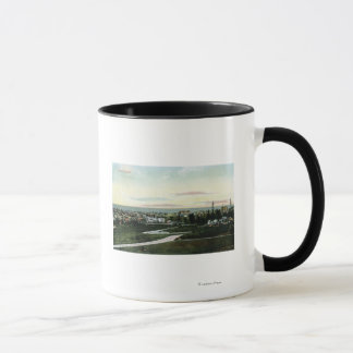 General View of the City Mug