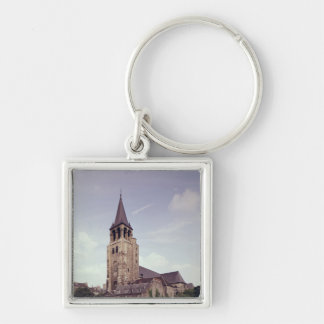 General view of the facade keychain