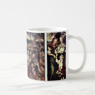 General View Of The Left Wing Of St. Catherine'S A Classic White Coffee Mug